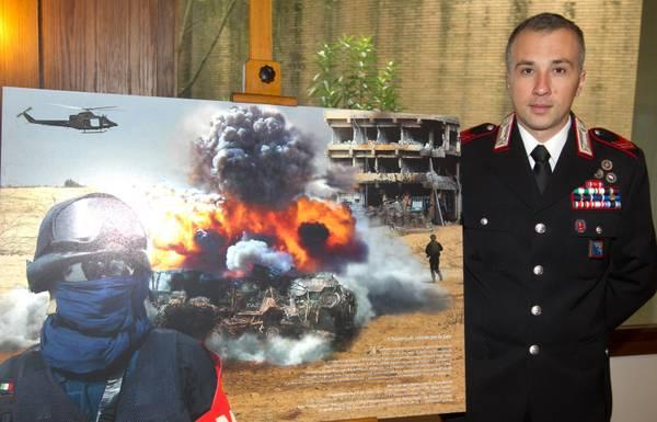 Carabinieri, il Calendario 2014 che celebra i 200 anni dell'Arma007