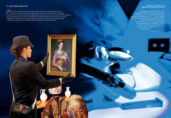Carabinieri, il Calendario 2014 che celebra i 200 anni dell'Arma008