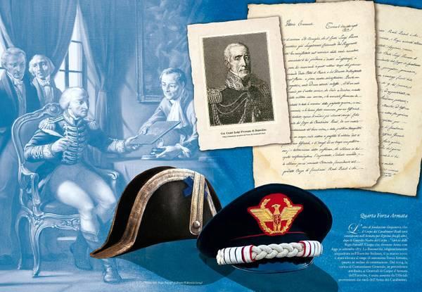 Carabinieri, il Calendario 2014 che celebra i 200 anni dell'Arma0011