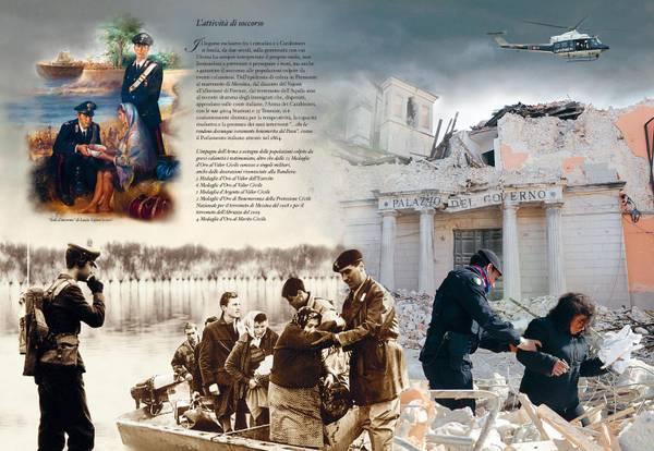 Carabinieri, il Calendario 2014 che celebra i 200 anni dell'Arma003