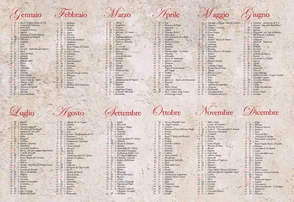 Carabinieri, il Calendario 2014 che celebra i 200 anni dell'Arma0015