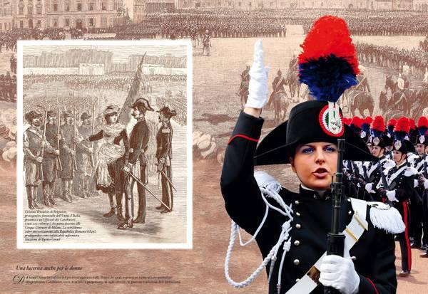 Carabinieri, il Calendario 2014 che celebra i 200 anni dell'Arma0017