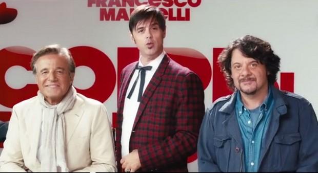 """""""Colpi di Fortuna"""", al cinema il film che segna l'addio al """"cinepanattone"""""""