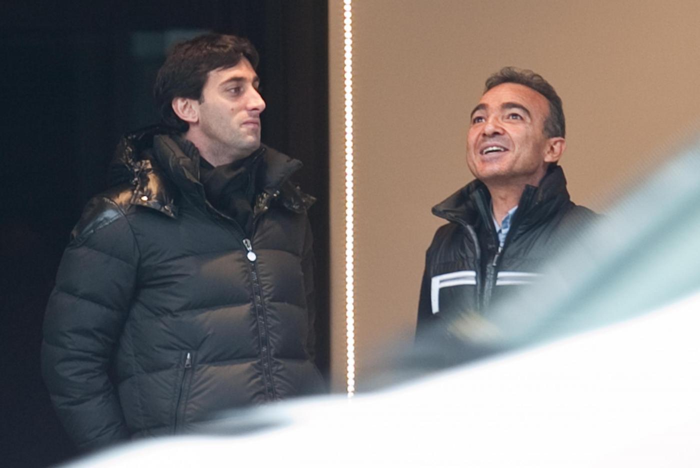 Diego Milito al Flagship Store di Pirelli in Corso Venezia a Milano05
