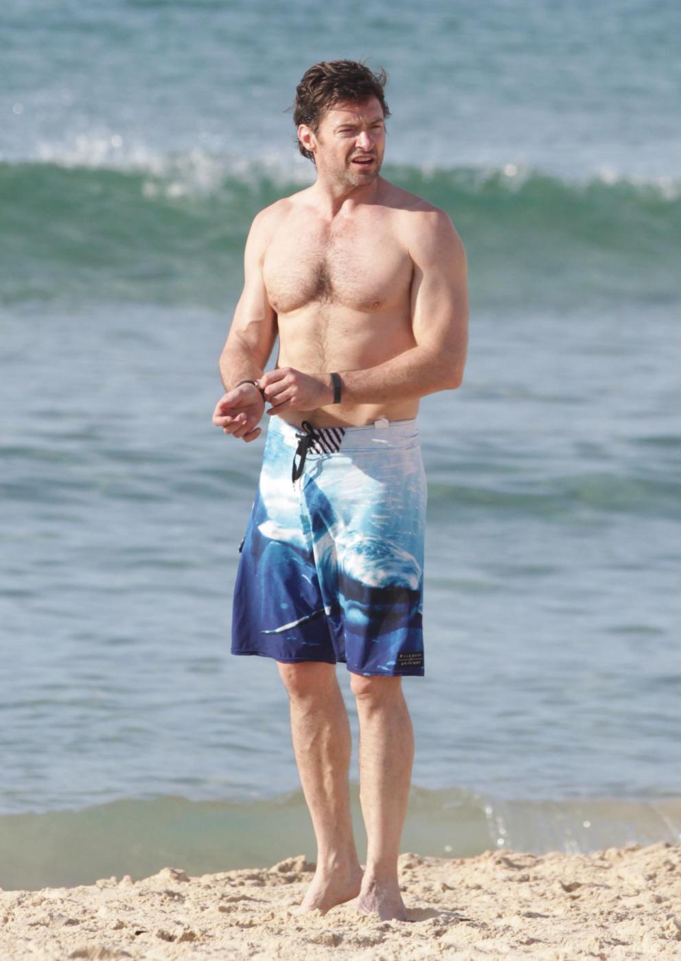 Hugh Jackman, 45 anni, sex symbol tutto muscoli03