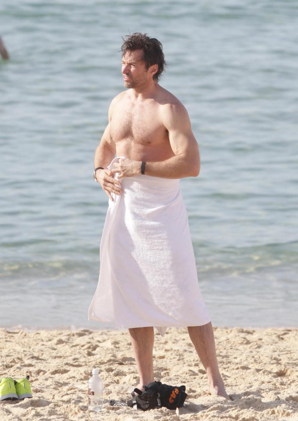 Hugh Jackman, 45 anni, sex symbol tutto muscoli01