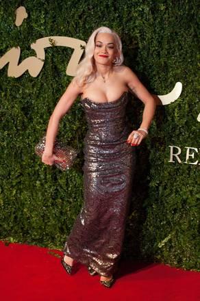 Rita Ora (Ansa)