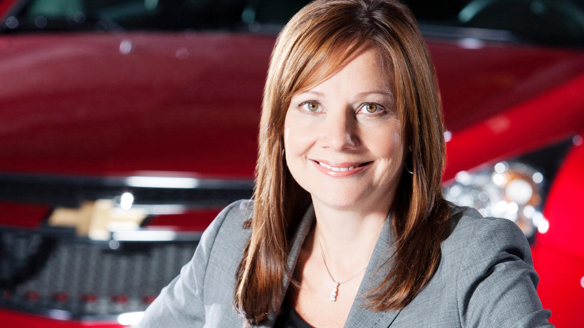 Mary Barra prima donna alla guida di General Motors