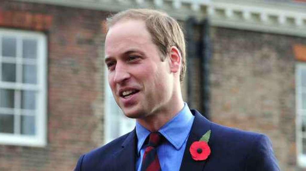 Principe William torna all'università