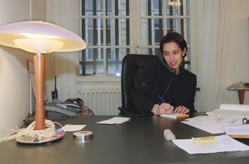 Sophie Hatt, la donna capo dei bodyguard di Francois Hollande01