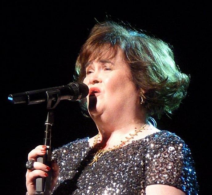 """Susan Boyle ammette """"Ho la sindrome di Asperger"""""""