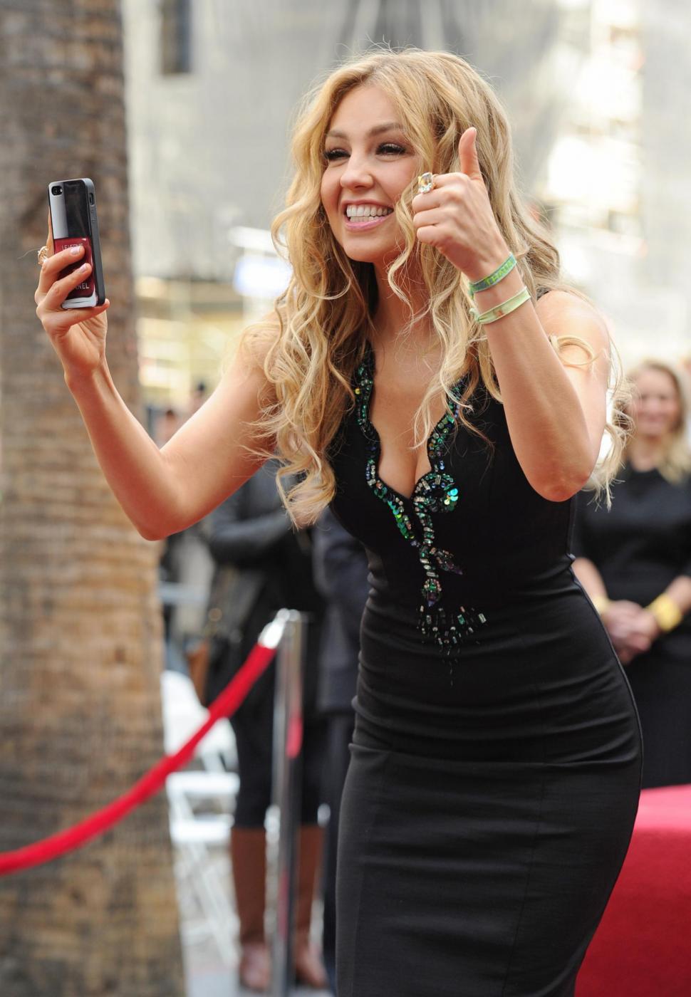 Thalìa, stella sulla Hollywood Walk of Fame per la regina del pop messicano 04