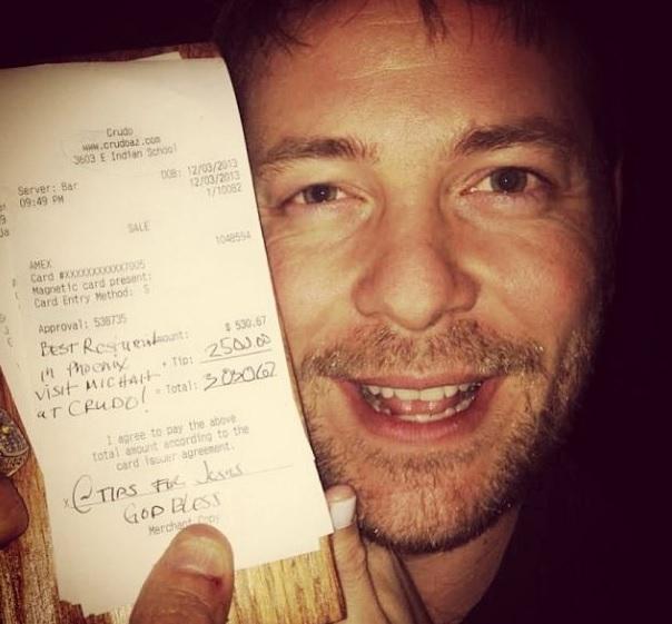 Jack Shelby lascia mance da 10 mila dollari 02