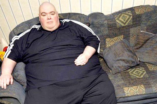 """Barry Austin diventato obeso per andare in TV ora dice """"Non imitatemi"""""""
