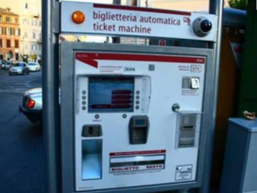 Roma, mezzi di trasporto: da gennaio biglietti si comprano con sms