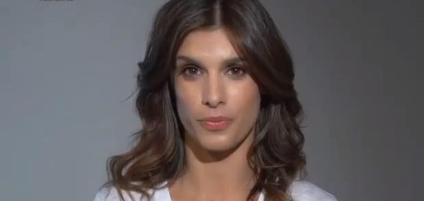 Elisabetta Canalis, spot per Olbia colpita dall'alluvione
