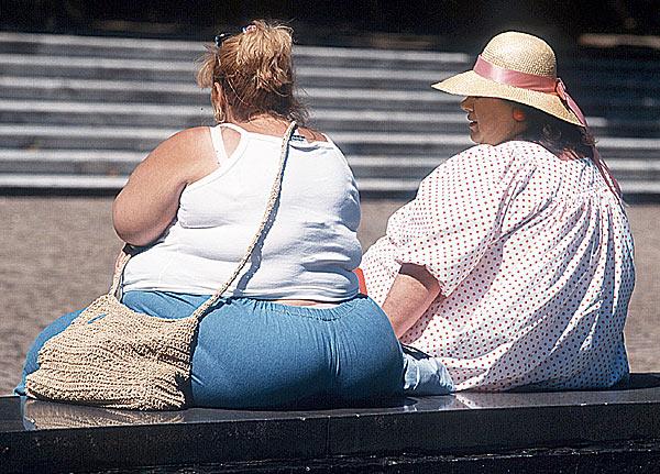 Obeso ma sano? Impossibile. Rischio di morte è sempre più alto