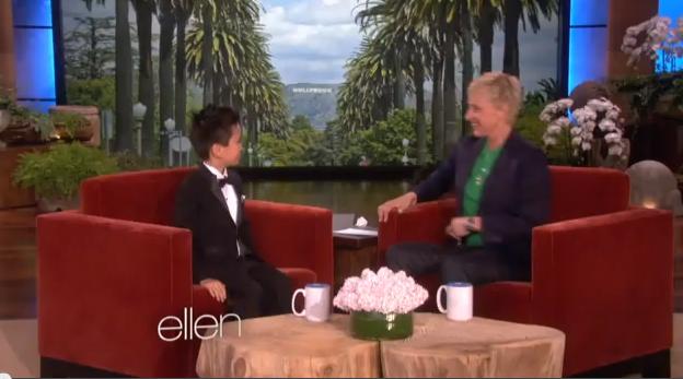 Ryan Wang prodigio del pianoforte a soli 5 anni