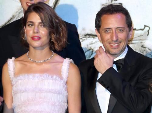 Charlotte Casiraghi, nato il figlio avuto con l'attore Gad Elmaleh
