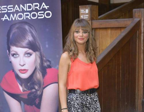 """Alessandra Amoroso confessa: """"Ho avuto paura perché..."""""""