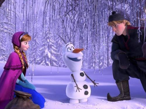 """Rivoluzione Disney: """"Frozen"""" protagoniste insolite e pupazzi imperfetti"""
