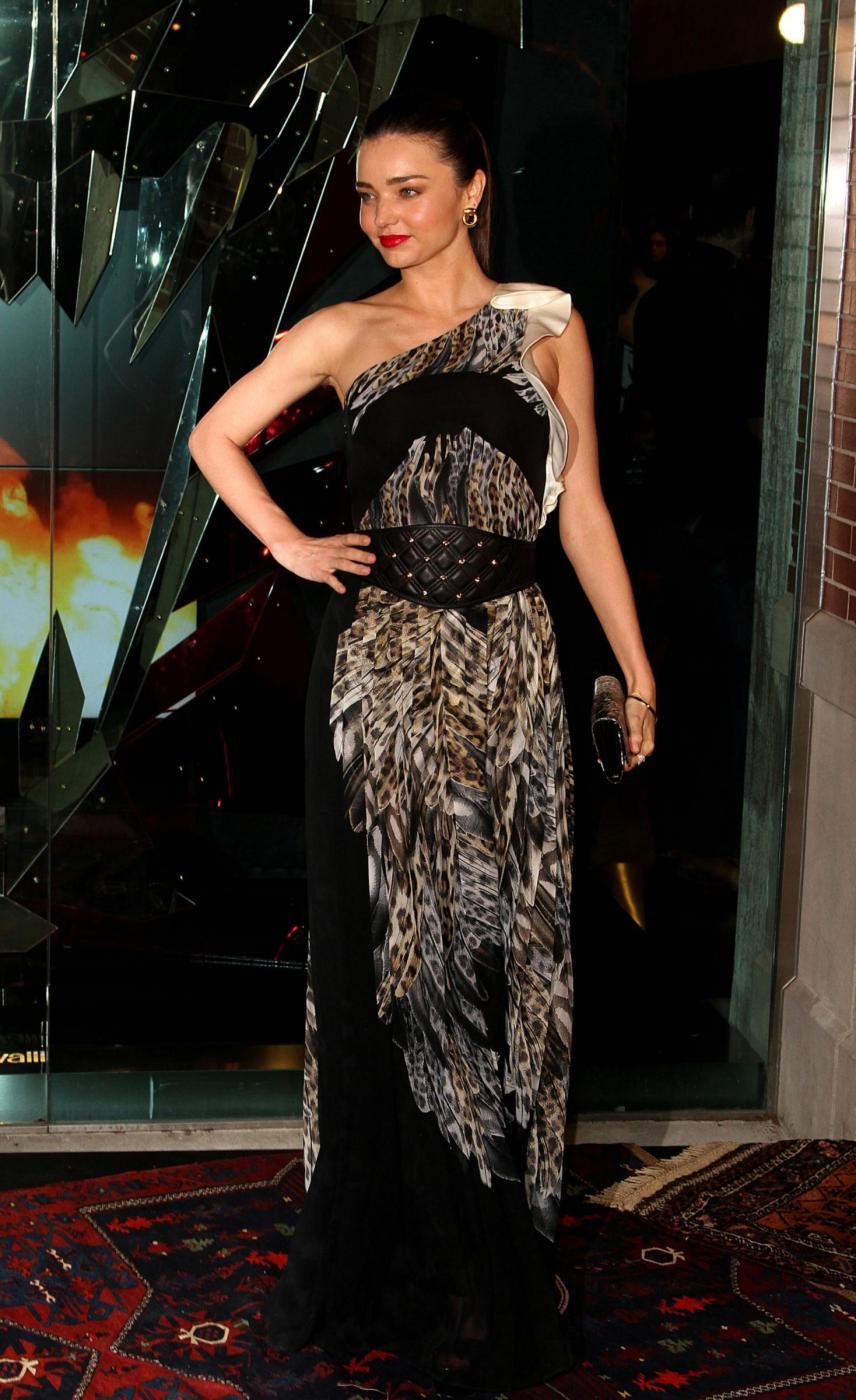 Miranda Kerr e Carol Alt inaugurano store Just Cavalli di New York 02