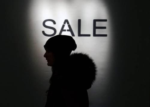 Saldi 2014, Codacons: atteso crollo vendite del 12,5%, fino -30% al Sud