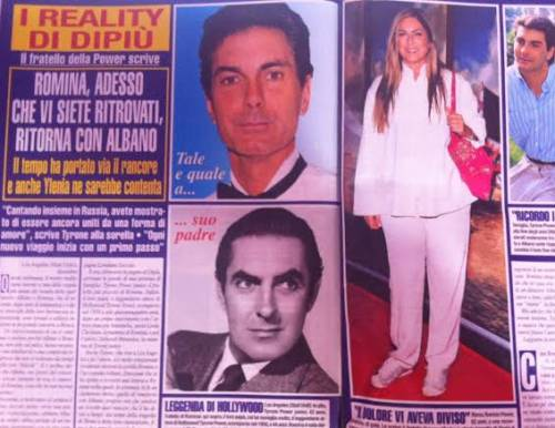 """""""Romina, torna con Al Bano"""": lettera aperta alla ex moglie di Carrisi"""