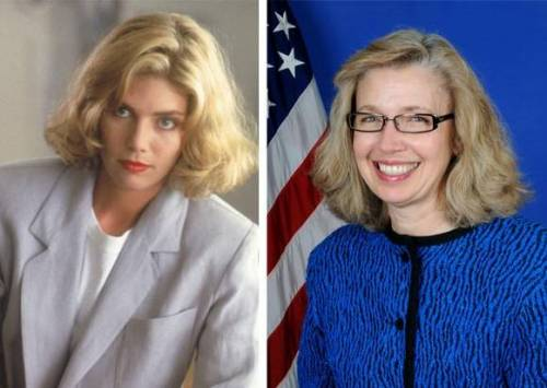 Top Gun, Charlie esiste: è Christine Fox, vicepresidente Pentagono