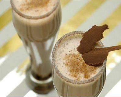 Ricette di dolci: zabaione al cioccolato