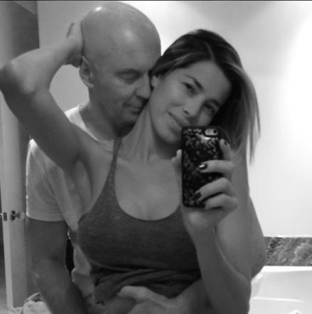 Aida Yespica, Barbara Guerra... il selfie vip arriva in camera da letto