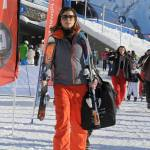 Alena Seredova (single) con i figli a Courmayeur08