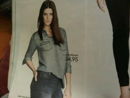 """H&M e le modelle taglia M considerate """"taglie forti"""": è polemica"""