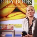 Cameron Diaz presenta The Body Book (foto) ed elogia il pube non depilato 05