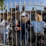 Chelsea Clinton volontaria per l'ambiente in California04