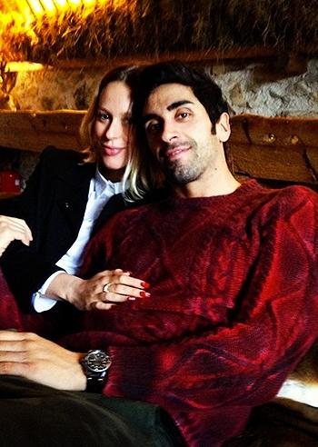 Federica Pellegrini e Filippo Magnigni, di nuovo insieme (foto)