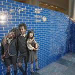 Il muro di mattoncini Lego più lungo del mondo 01