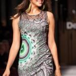 Irina Shayk sfila per Desigual a Barcellona05