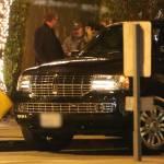 Johnny Depp, mamma Betty Sue e Amber Heard: Capodanno insieme al ristorante01