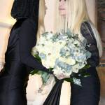 Lady Gaga a Parigi dall'amica Donatella Versace01