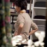 Mara Carfagna, shopping di lusso a Roma08