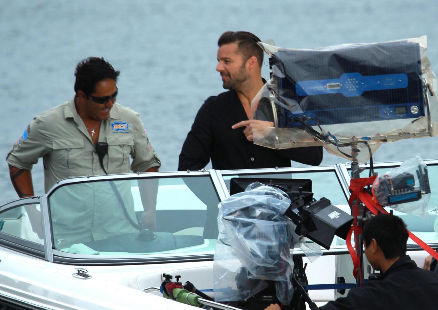 Ricky Martin ha lasciato Carlos vita da single, a Sydney è da solo03