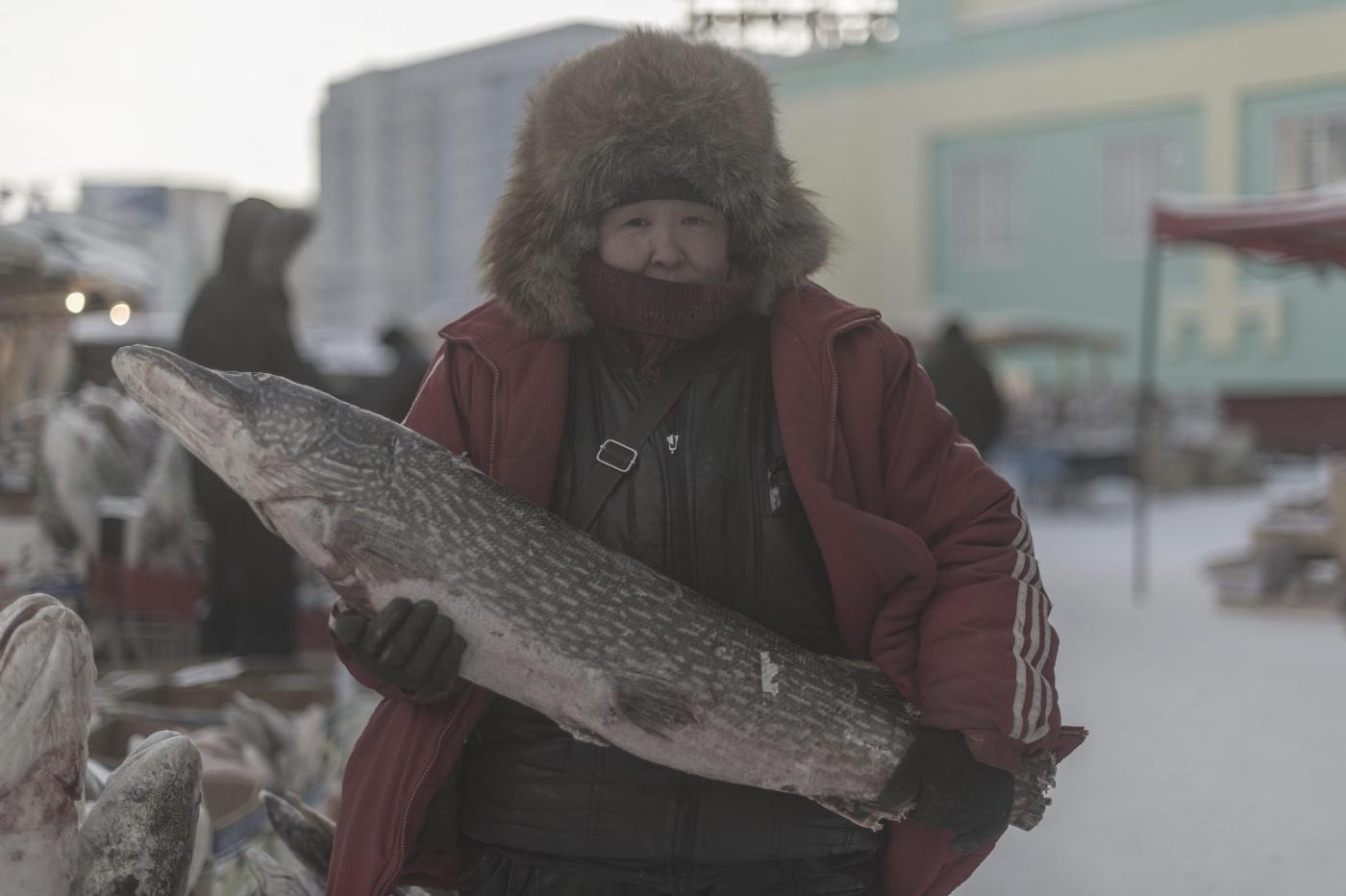 Oymyakon, il luogo abitato più freddo del mondo12