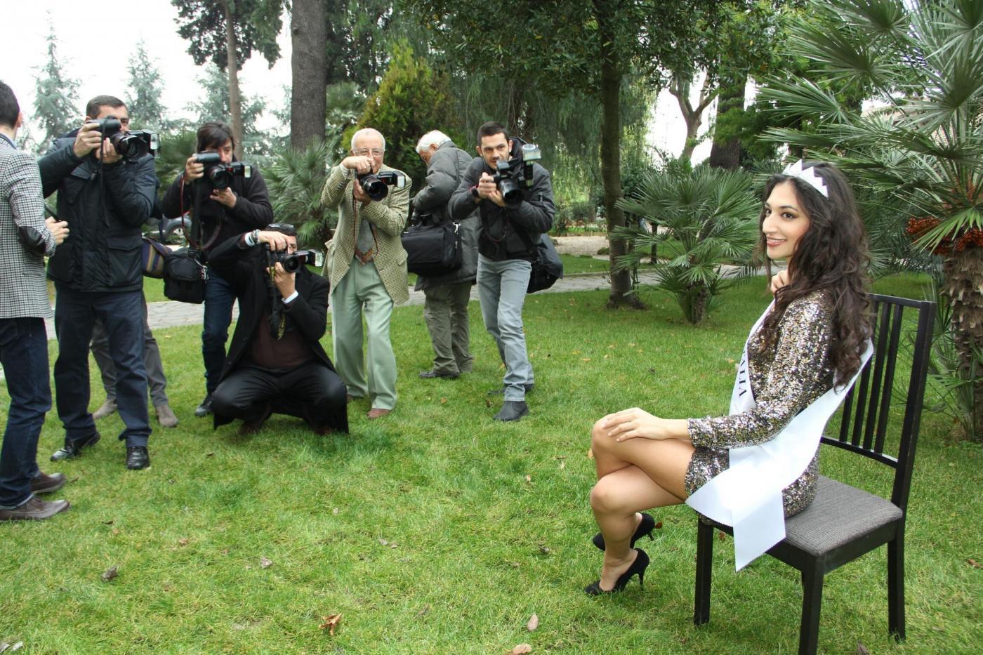 """Stefania Toma è la """"Prima Miss dell'anno""""04"""