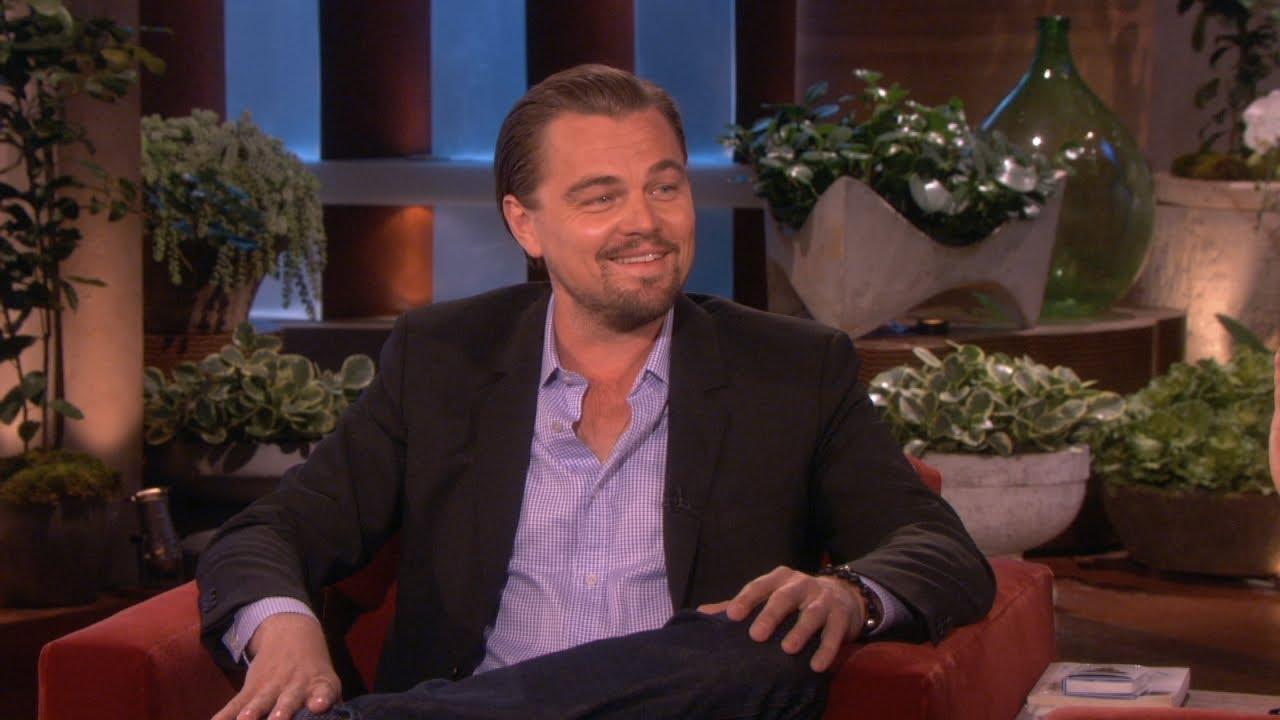"""Leonardo DiCaprio: """"Uno squalo mi ha quasi mangiato"""""""