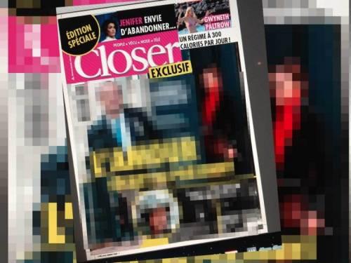 """Francois Hollande, relazione segreta con Julie Gayet? Closer: """"Abbiamo foto"""""""