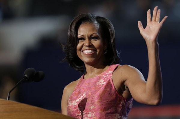 Botox? Mai dire mai. Parola di Michelle Obama