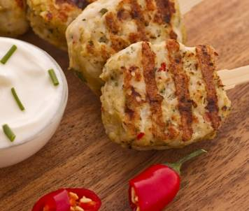 Finger food: bastoncini di pollo al lemongrass
