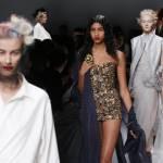 La sfilata Schiaparelli alla Settimana della Moda di Parigi05
