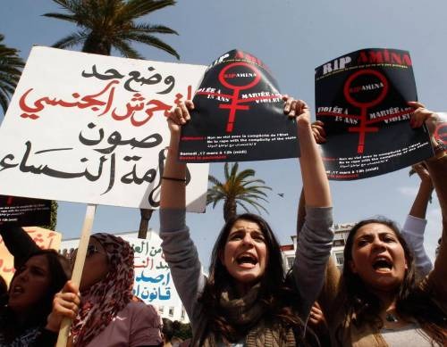 Marocco: abolite nozze riparatrici in caso di stupro